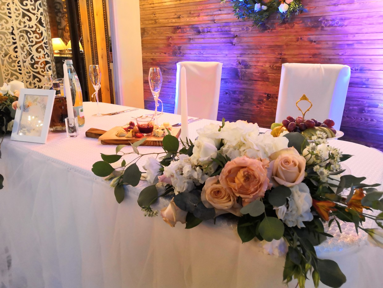 Свадьба в ресторане Vesna