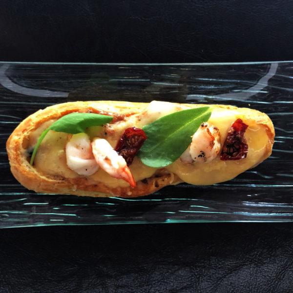 Жульен с морепродуктами 1