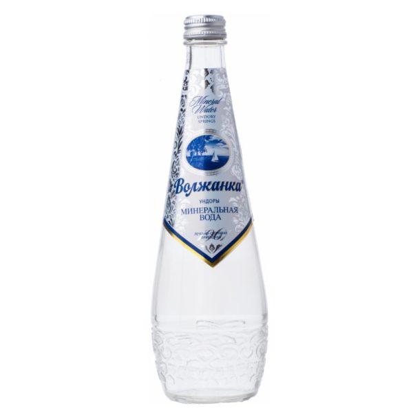 Вода минеральная 1 л 1