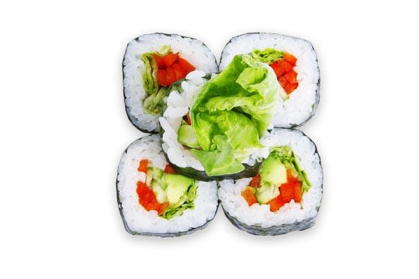 Ролл овощной 1