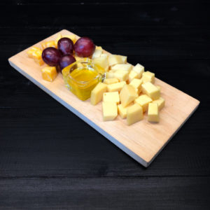 Сыры с медом и виноградом