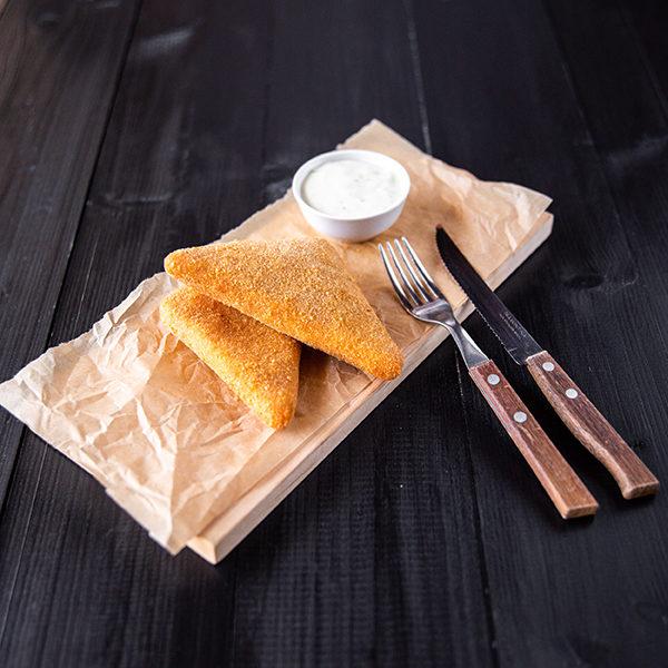 Жареный сыр 1