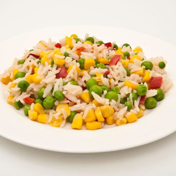 Рис с овощами 1