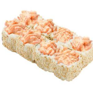 Ролл Канапе с лососем