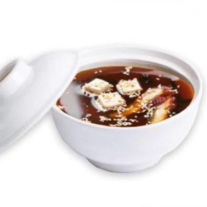 Суп Миссо с угрем