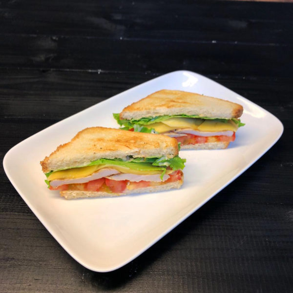 Сэндвич с курицей 1