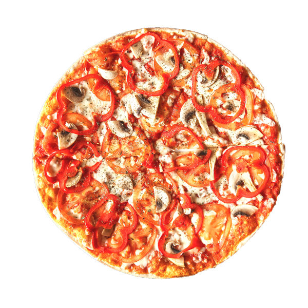 Пицца Вегетарианская 30см 1
