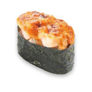 Запеченный гункан с тунцом